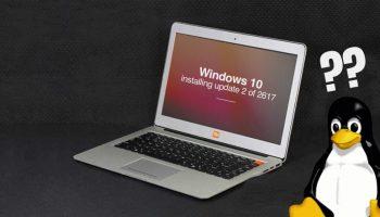 xiaomi un-linux laptop