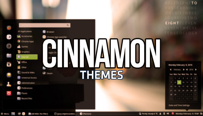 The 5 Best Cinnamon Desktop Themes As Chosen By You Omg Ubuntu
