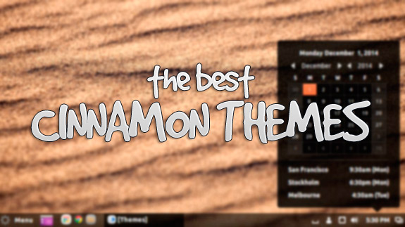 The 5 Best Cinnamon Desktop Themes (As Chosen By You)