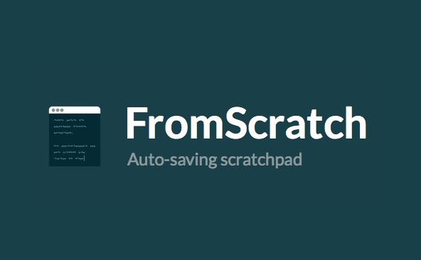 FromScratch' Is A Smart New Note Taking App for Ubuntu - OMG! Ubuntu!