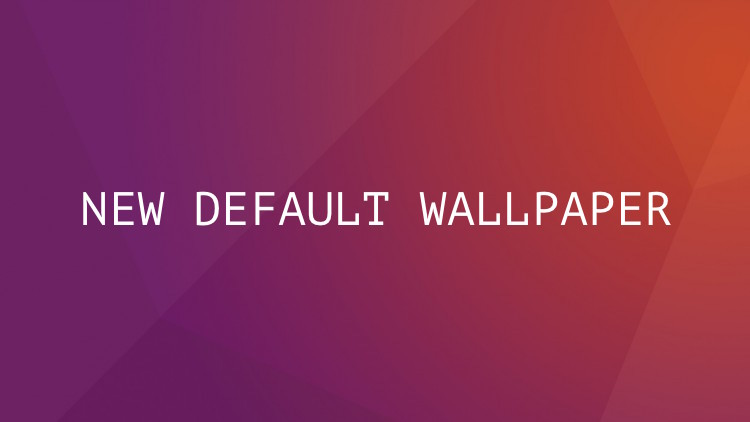 Meet The New Default Wallpaper Of Ubuntu 1610 Omg Ubuntu