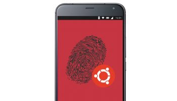 ubuntu phone fingerprint