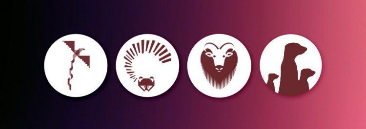 ubuntu-mascot-logos