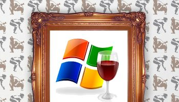 wine software logo