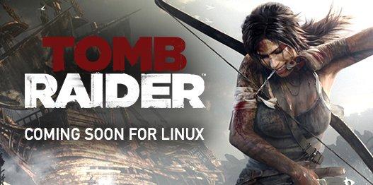 Tomb Raider Is Finally Available On Linux Omg Ubuntu
