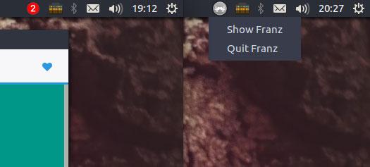franz indicator applet