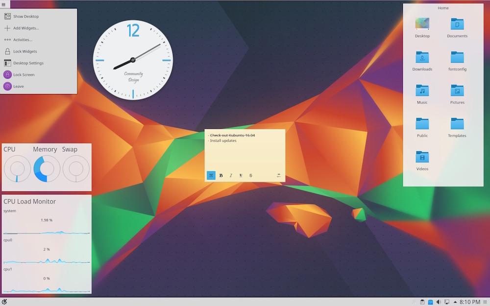 See What S New In Ubuntu 16 04 Lts Flavors Omg Ubuntu