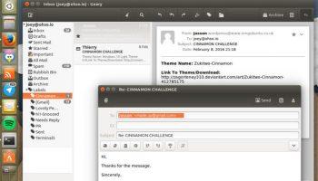 Geary 0.11 on Ubuntu 16.04