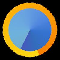 min web browser logo