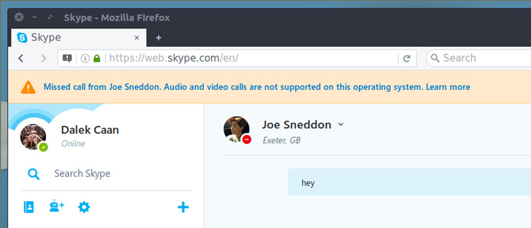 This Simple Hack Lets You Make Skype for Web Calls on Linux