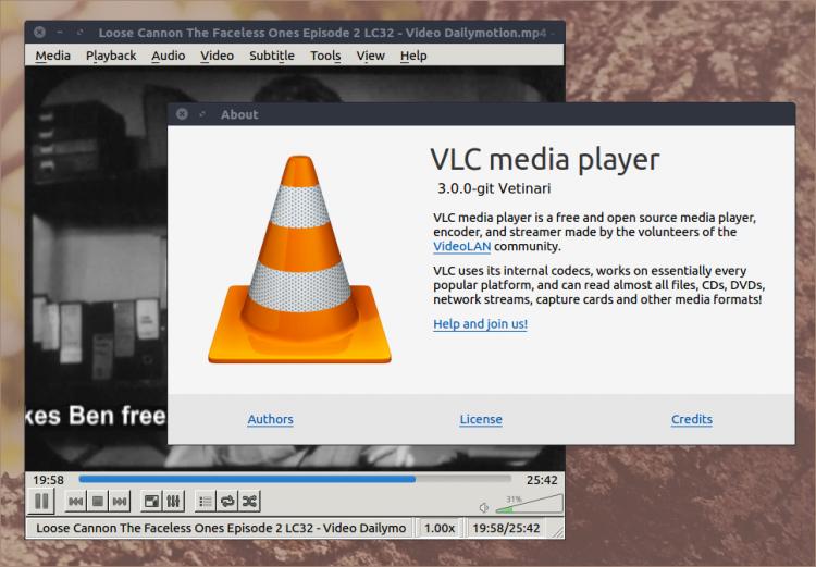 VLC SNAP APP