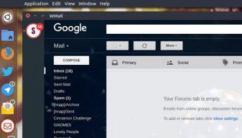 Wmail E-mail Client