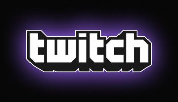 the twitch logo