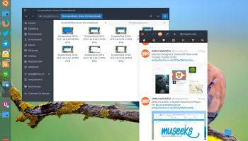 my ubunu 16.04 LTS desktop