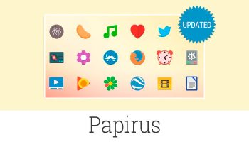 The Papirus Icon Theme Needs YOUR Help