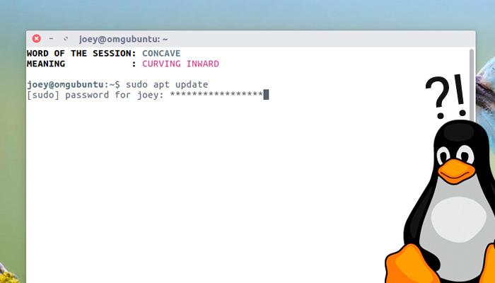 Help with sudo - Newbie Corner - Manjaro Linux Forum