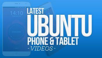 ubuntu phone videos