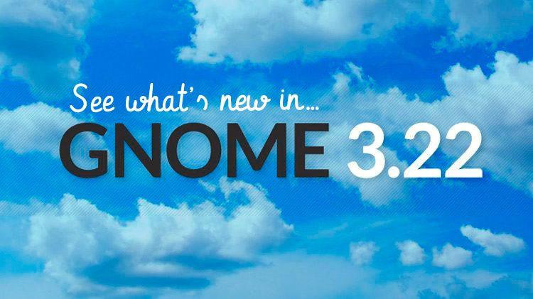 gnome 3.22