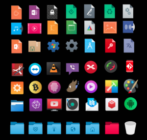 abridged-icon-theme