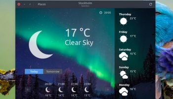 working gnome weather 3.18 on ubutnu 16.04