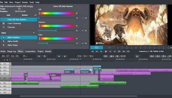 Flowblade Video Editor
