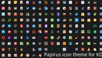 papirus icon theme kde