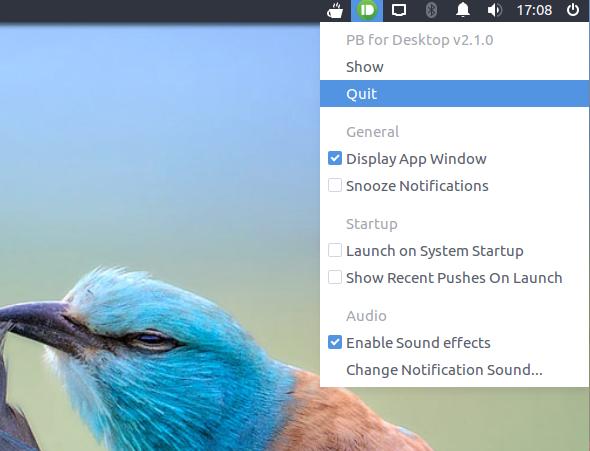 pb for desktop