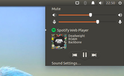 awesome and unofficial spotify web player for linux. Black Bedroom Furniture Sets. Home Design Ideas