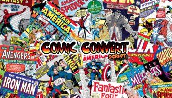 comic convert script