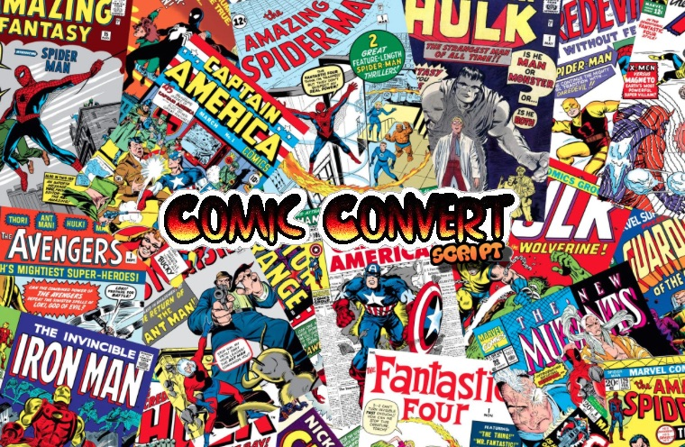 How to Quickly Convert Comic Book files to PDF on Ubuntu