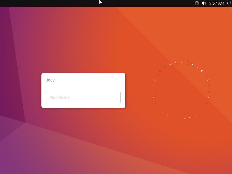 ubuntu change wallpaper via terminal Time to customize ubuntu the way you  how to customize the ubuntu 1604 lts desktop  you can change the terminal profile name and the default text.