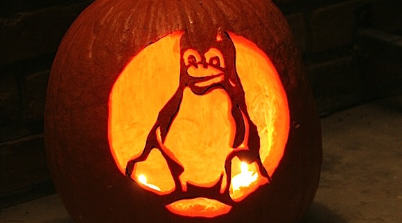 Image result for scary linux