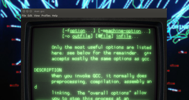 Code Like Its The 80s With This Vintage Retro Terminal - OMG