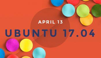 ubuntu 17.04 release date