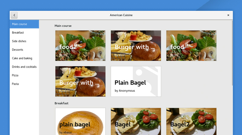 Yum gnome recipes is a new cooking app for linux omg ubuntu gnome recipes is a new cooking app for linux omg ubuntu forumfinder Gallery