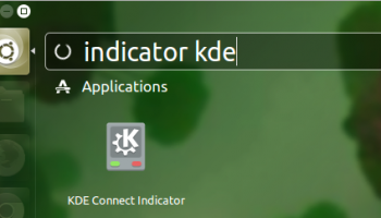 launch the indicator