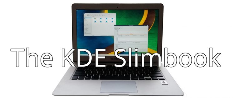 kde slimbook laptop