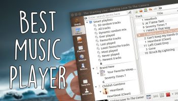 best music player ubuntu