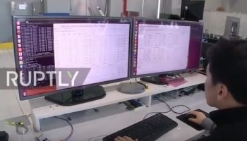 ubuntu on monitors