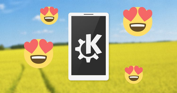KDE Connect love