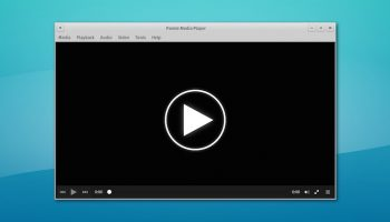 parole xfce media player