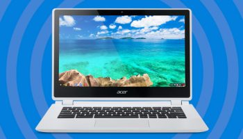 an acer chromebook image