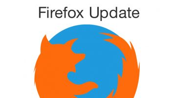 firefox update tile