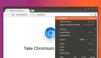 chromium with gtk3 support