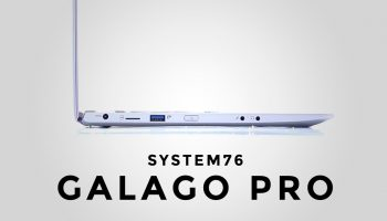 system76 galago pro laptop