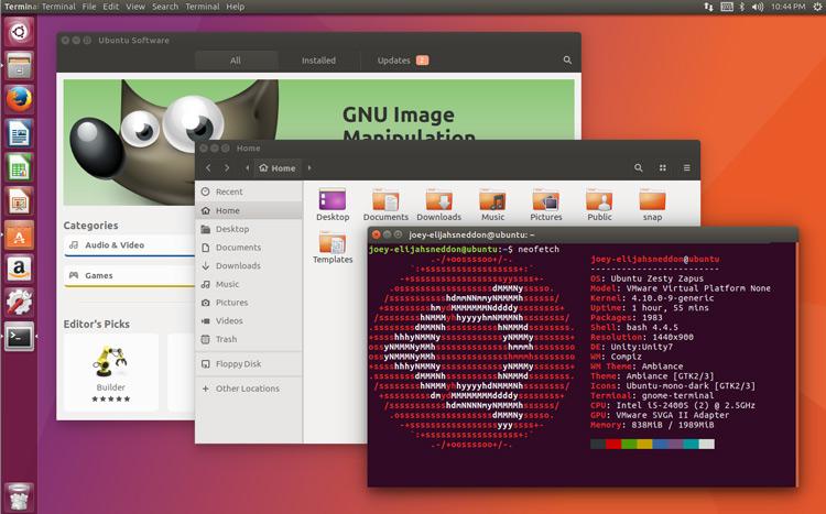 ubuntu with a little - photo #14