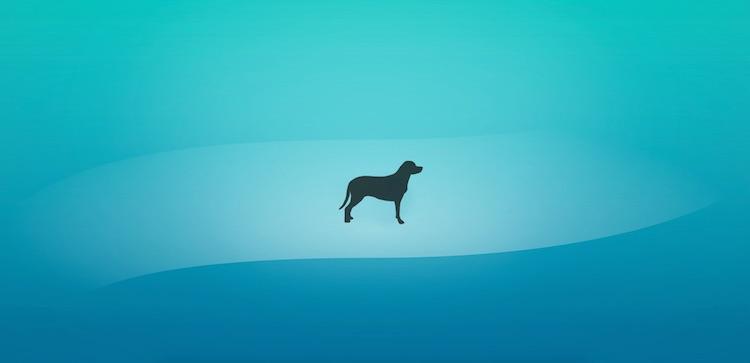 Xfce DE: probabilmente il bug più bello della storia xfce dog wallpaper TechNinja