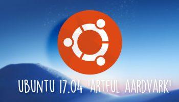 Ubuntu 17.10 Artful Aardvark