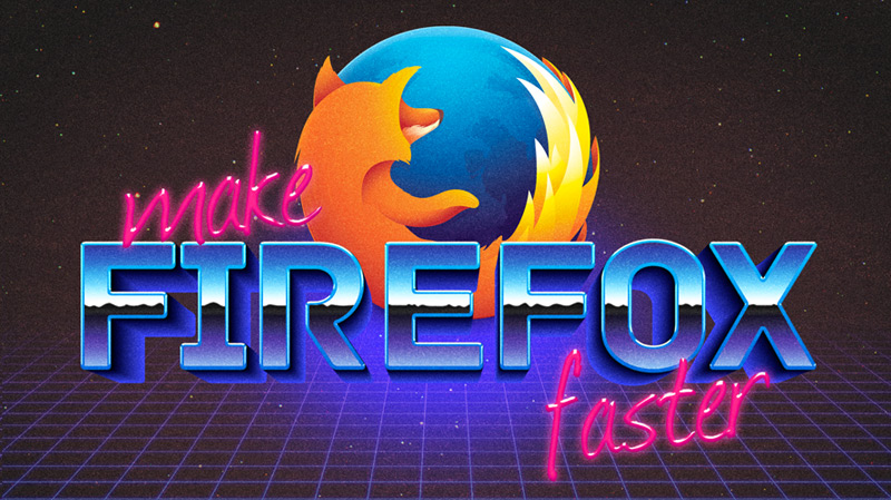 Make Firefox Faster on Linux with this Simple Tweak - OMG