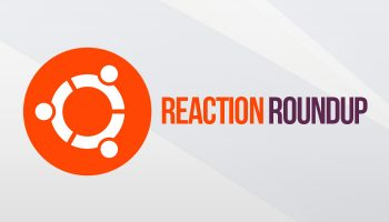 reaction roundup